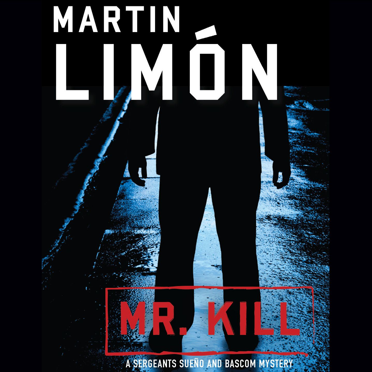 Printable Mr. Kill Audiobook Cover Art