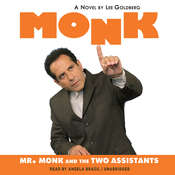 Mr. Monk and the Two Assistants Audiobook, by Lee Goldberg