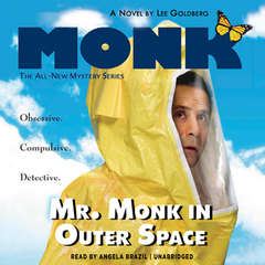 Mr. Monk in Outer Space Audiobook, by Lee Goldberg