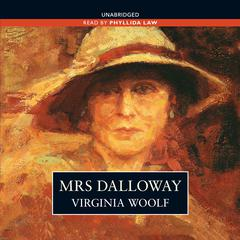 Mrs. Dalloway Audiobook, by Virginia Woolf