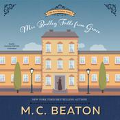 Mrs. Budley Falls from Grace: A Novel of Regency England Audiobook, by M. C. Beaton
