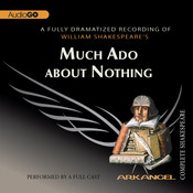 Much Ado about Nothing Audiobook, by William Shakespeare