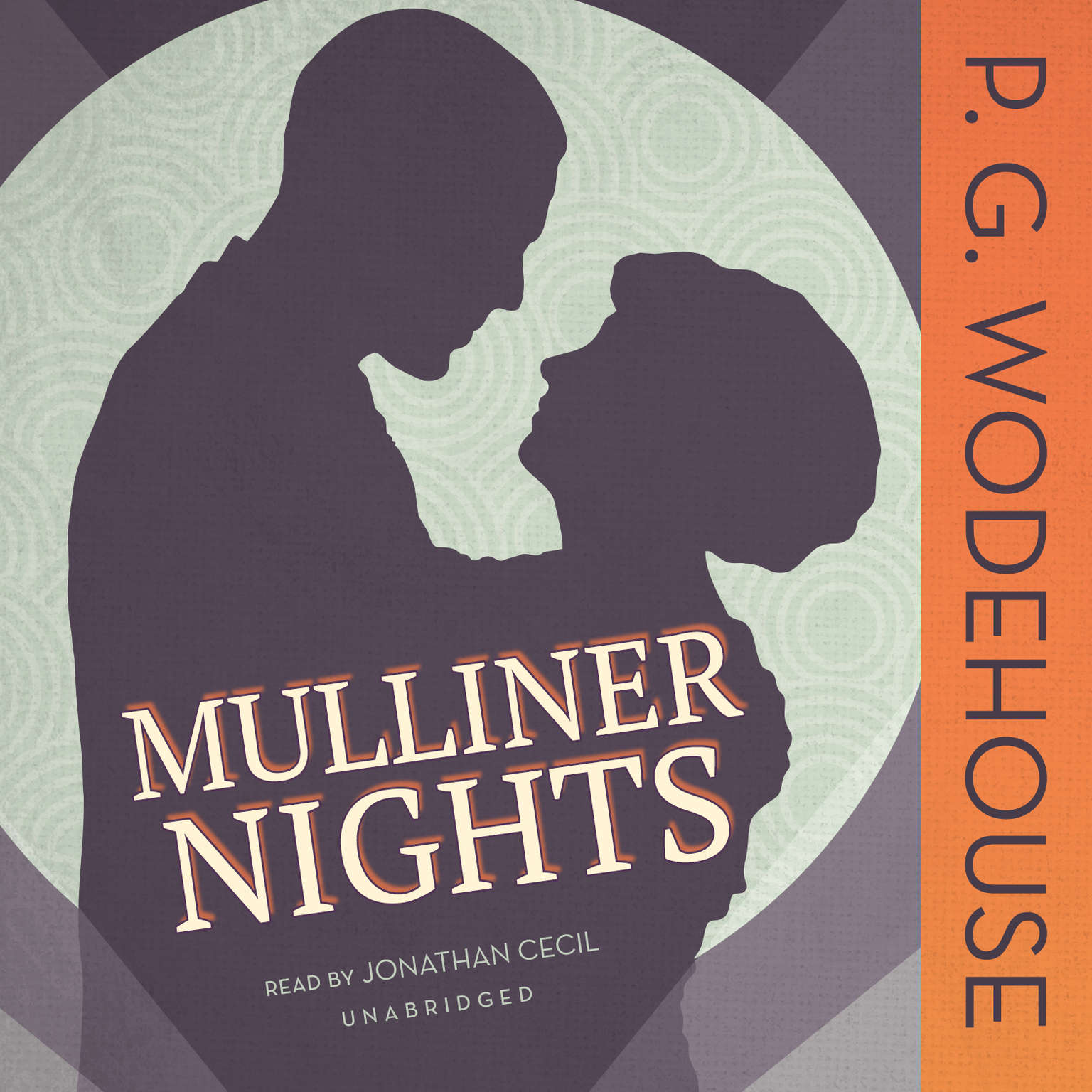 Printable Mulliner Nights Audiobook Cover Art