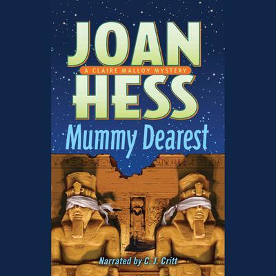 Mummy Dearest Audiobook, by Joan Hess