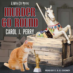 Murder Go Round Audiobook, by Carol J. Perry