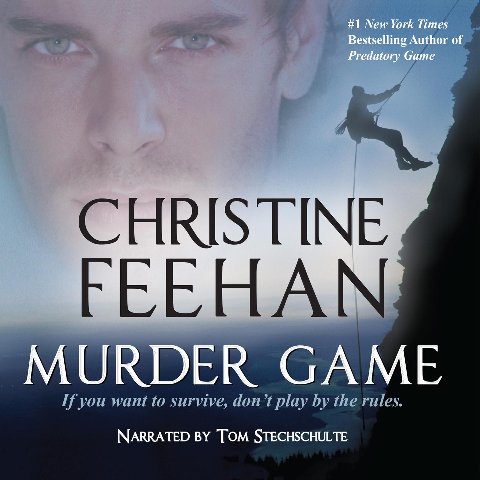 Murder Game Audiobook, by Christine Feehan