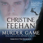 Murder Game, by Christine Feehan