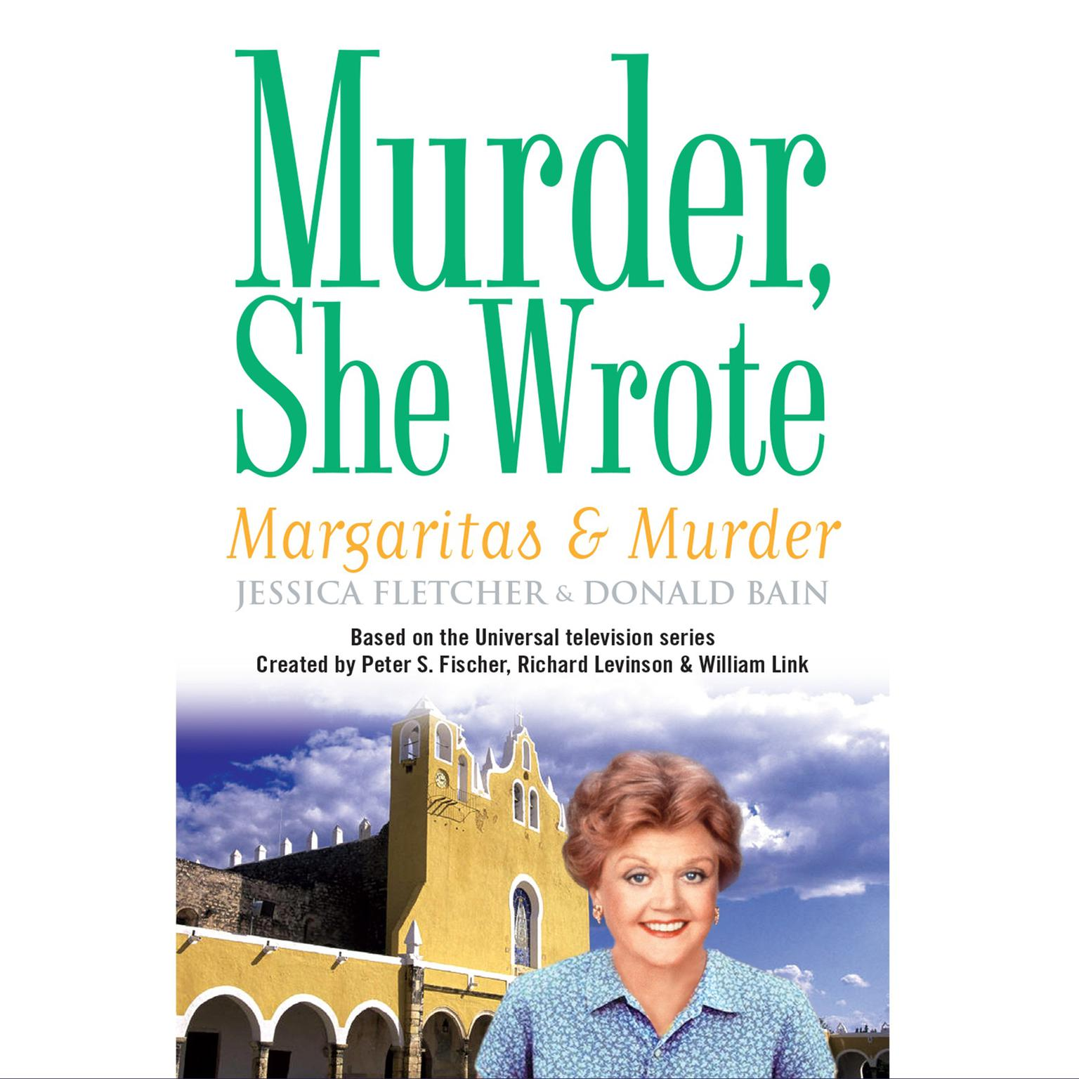 Printable Margaritas and Murder: A Murder, She Wrote Mystery Audiobook Cover Art