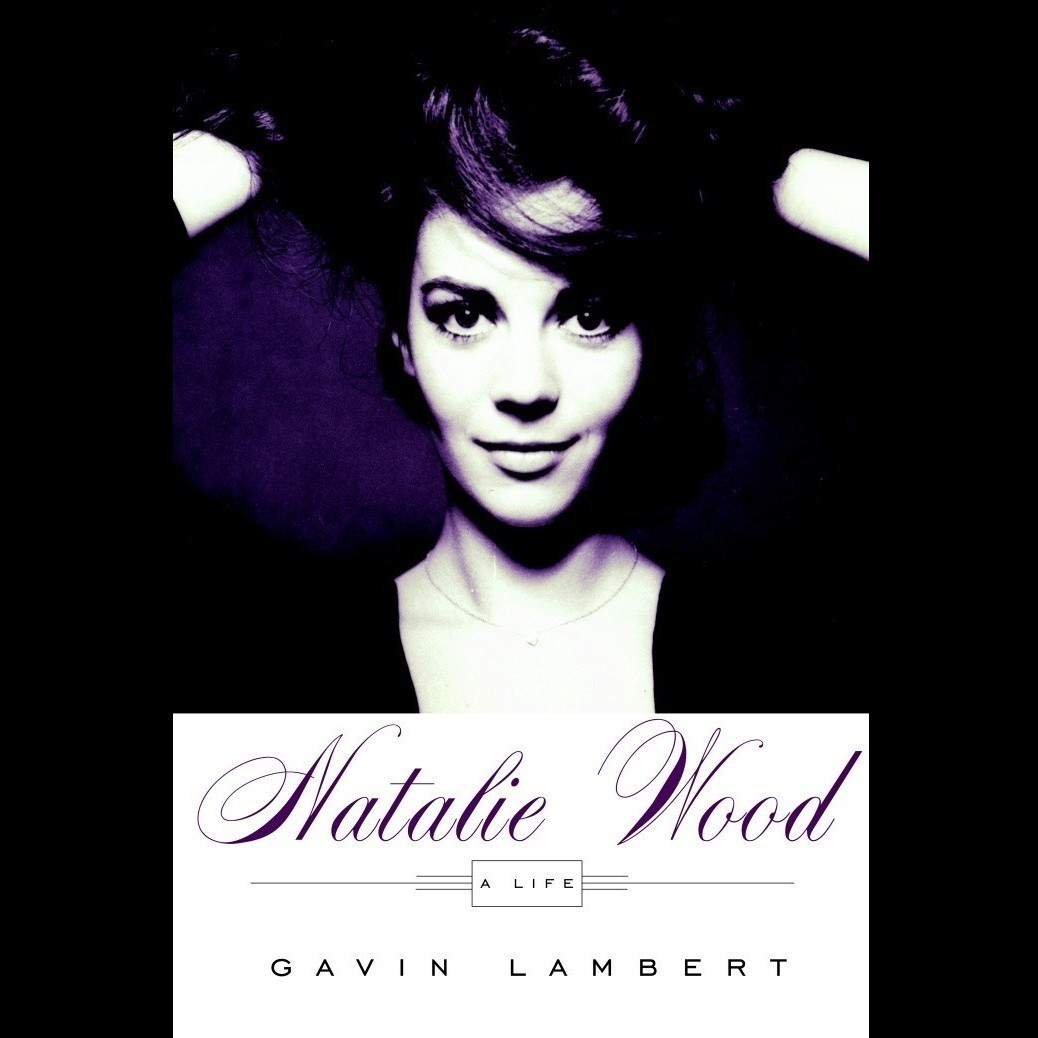 Printable Natalie Wood: A Life Audiobook Cover Art