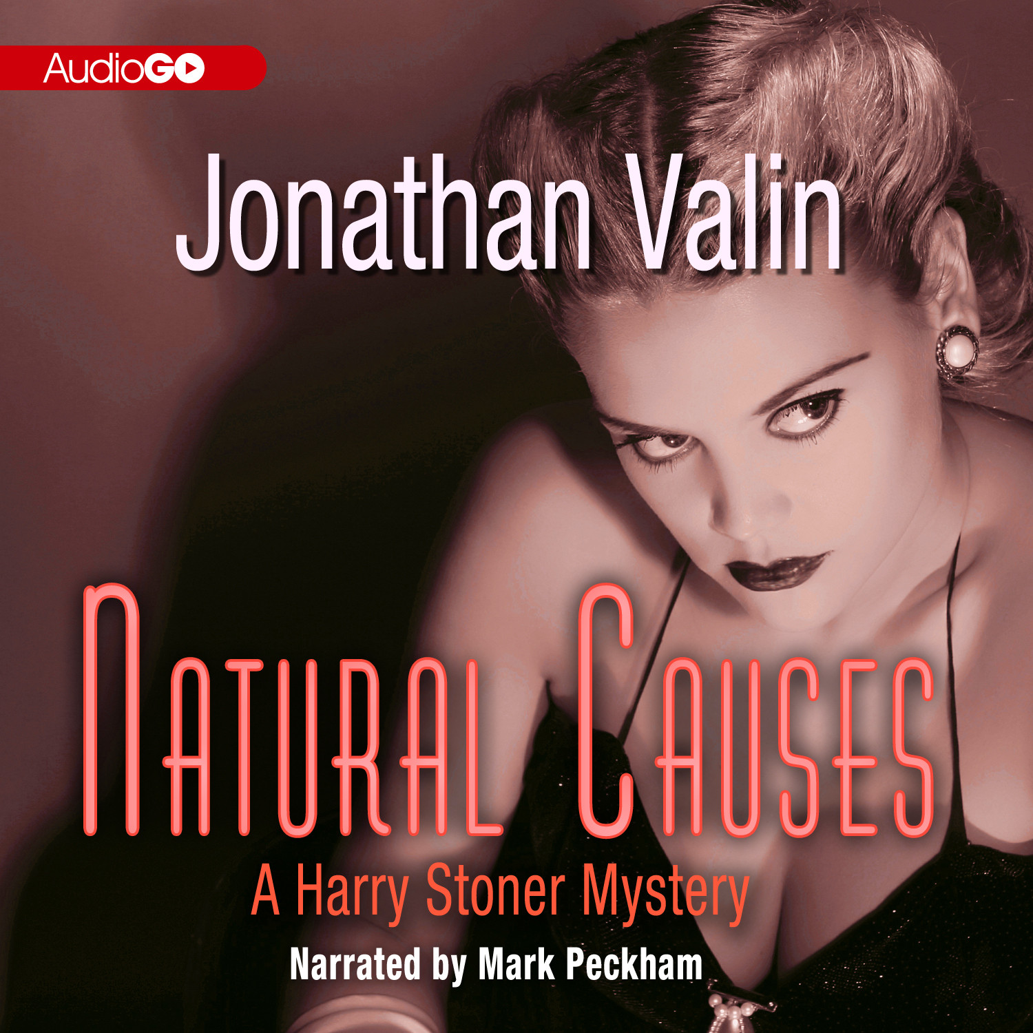 Printable Natural Causes Audiobook Cover Art