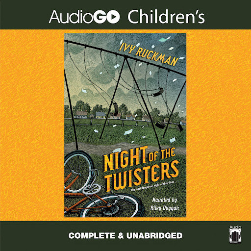 Printable Night of the Twisters: The Most Dangerous Night of Their Lives Audiobook Cover Art