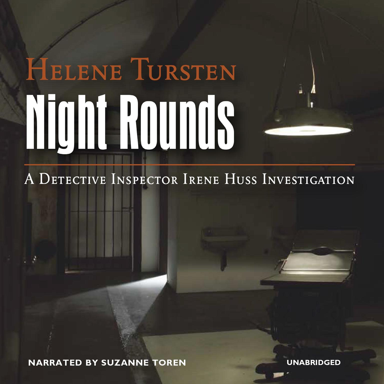Printable Night Rounds Audiobook Cover Art