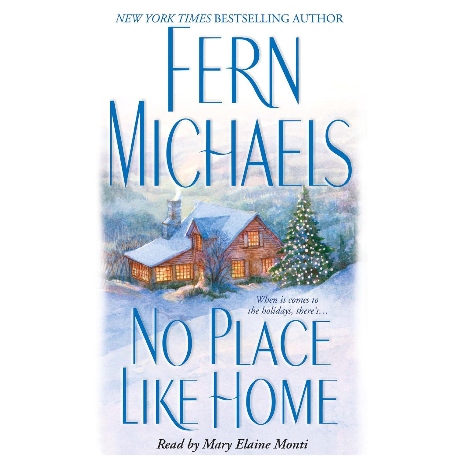 Printable No Place Like Home Audiobook Cover Art