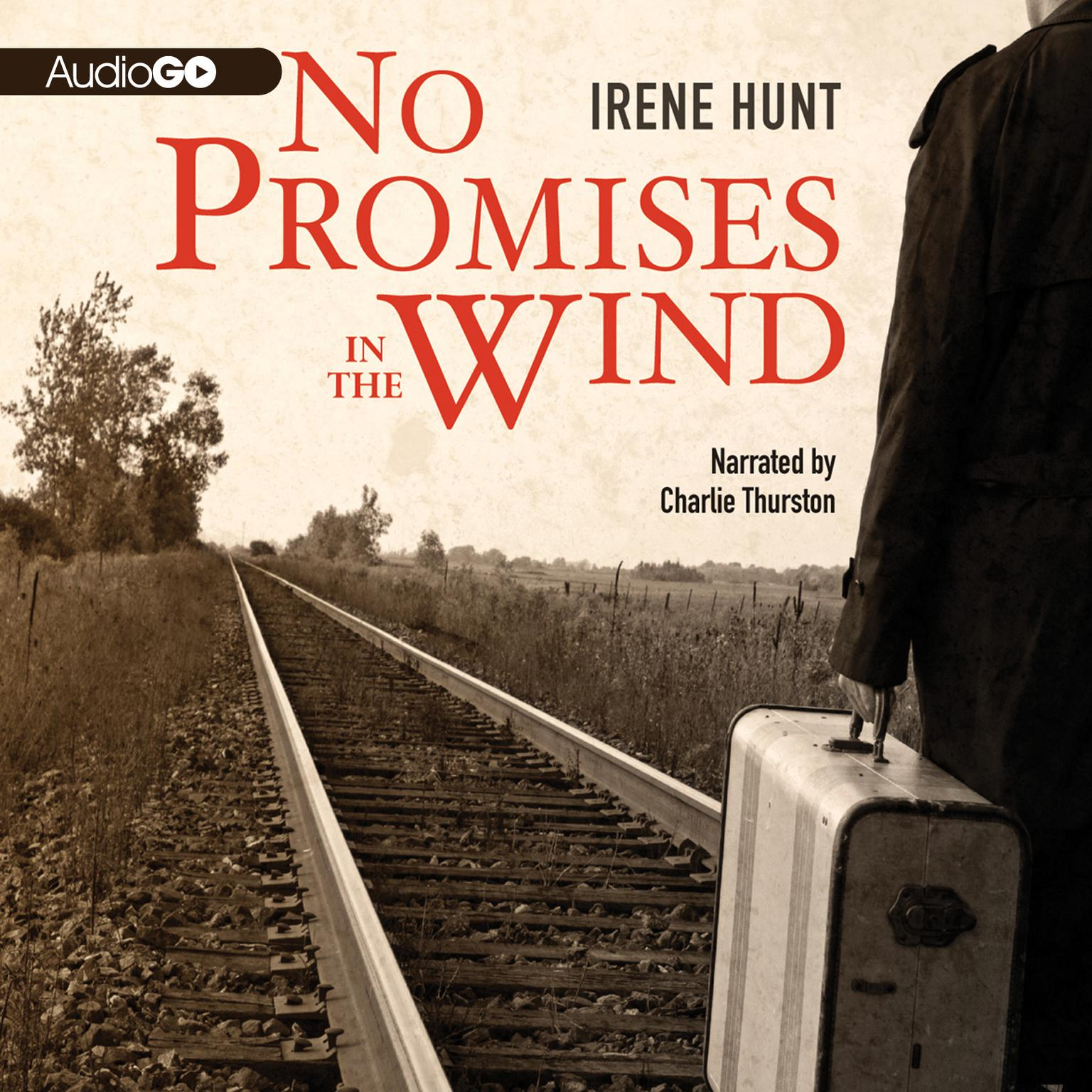 Printable No Promises in the Wind Audiobook Cover Art