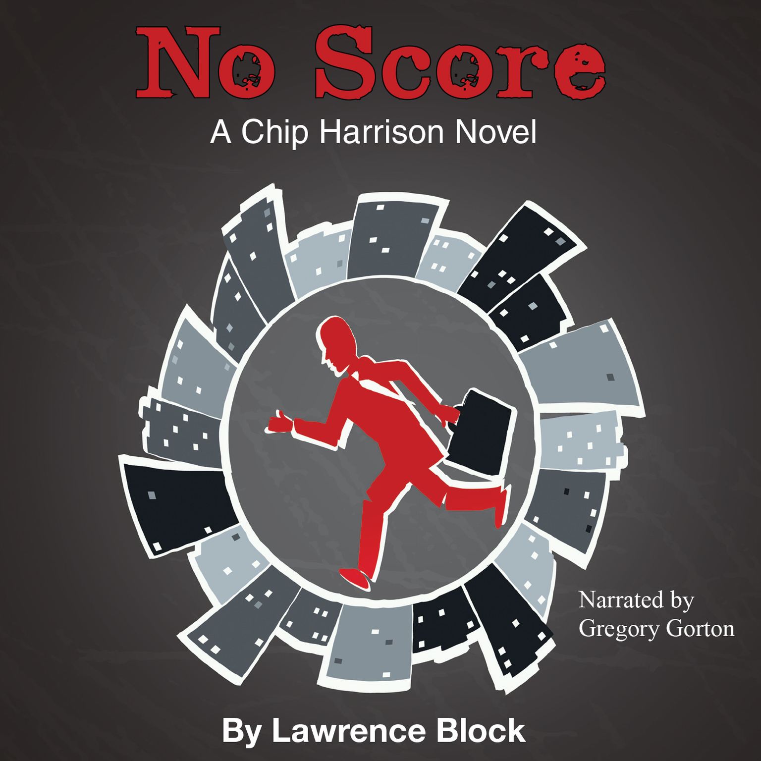 Printable No Score: A Chip Harrison Mystery Audiobook Cover Art