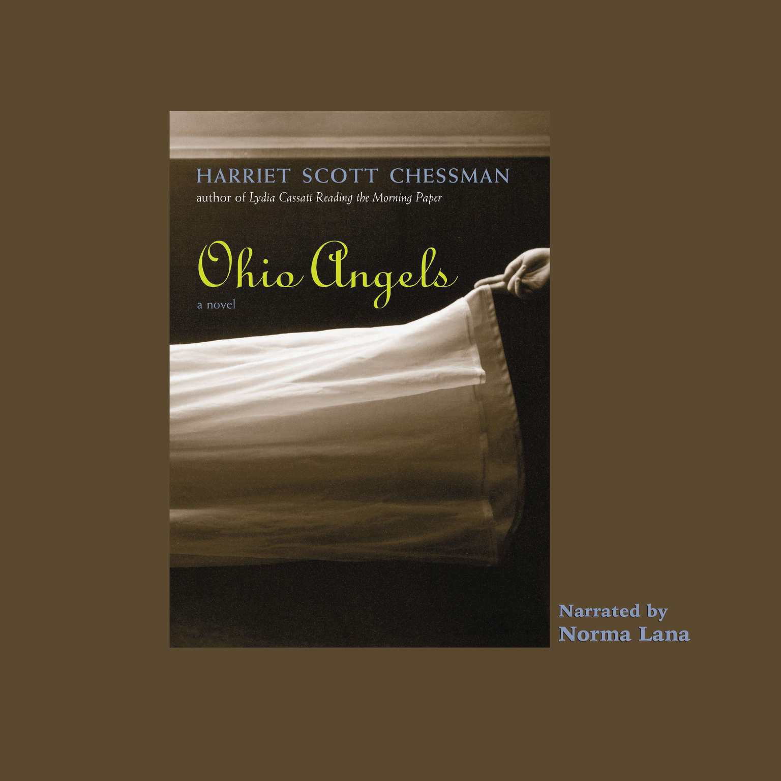 Printable Ohio Angels Audiobook Cover Art