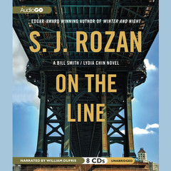 On the Line Audiobook, by S. J. Rozan