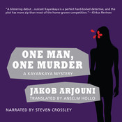 One Man, One Murder Audiobook, by Jakob Arjouni