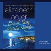 One of Those Malibu Nights Audiobook, by Elizabeth Adler
