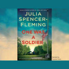 One Was a Soldier Audiobook, by Julia Spencer-Fleming