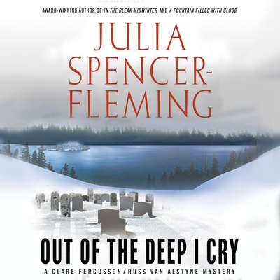 Printable Out of the Deep I Cry Audiobook Cover Art