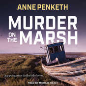 Murder on the Marsh Audiobook, by Anne Penketh