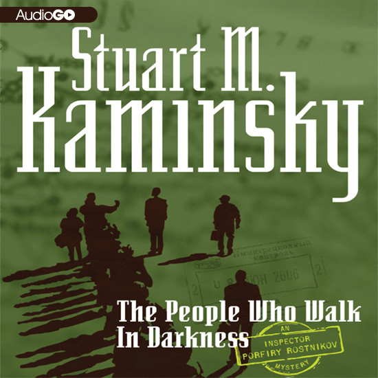 Printable People Who Walk in Darkness Audiobook Cover Art