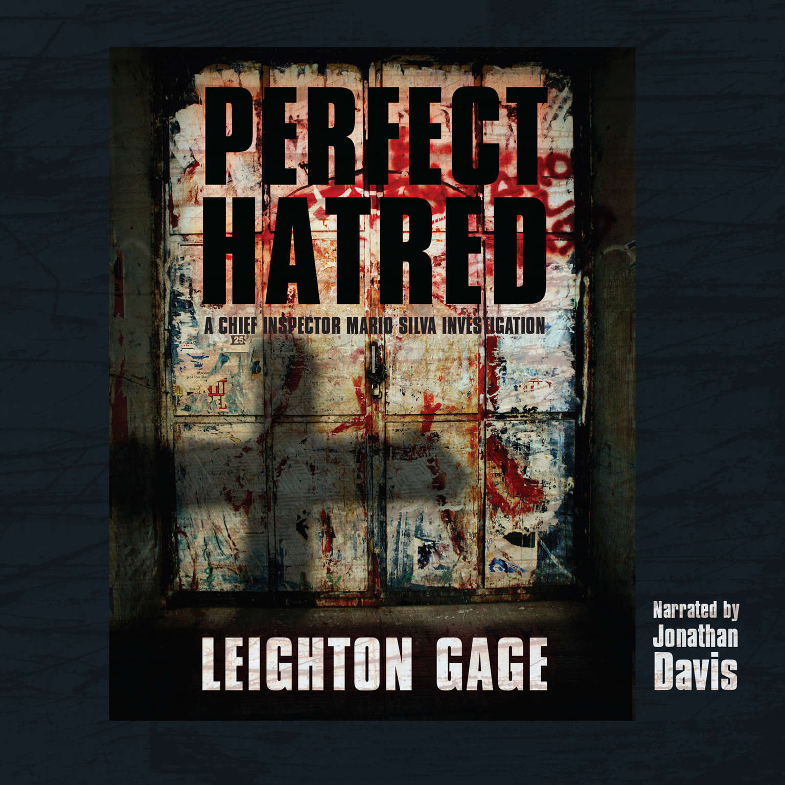 Printable Perfect Hatred Audiobook Cover Art