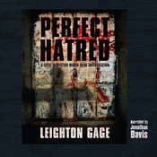 Perfect Hatred Audiobook, by Leighton Gage