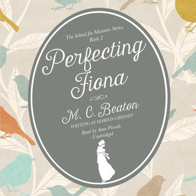 Perfecting Fiona Audiobook, by