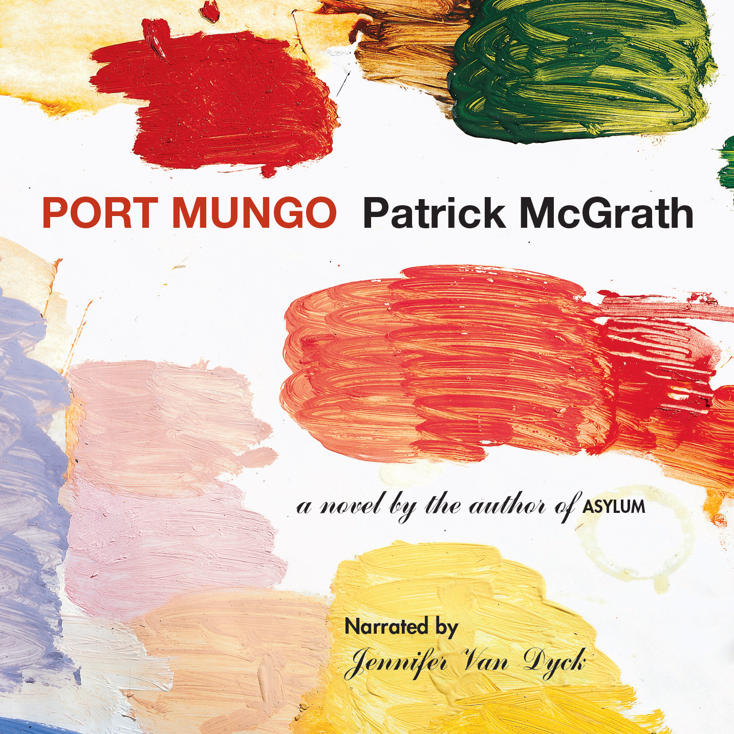 Printable Port Mungo Audiobook Cover Art