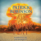 Power Play Audiobook, by Patrick Robinson