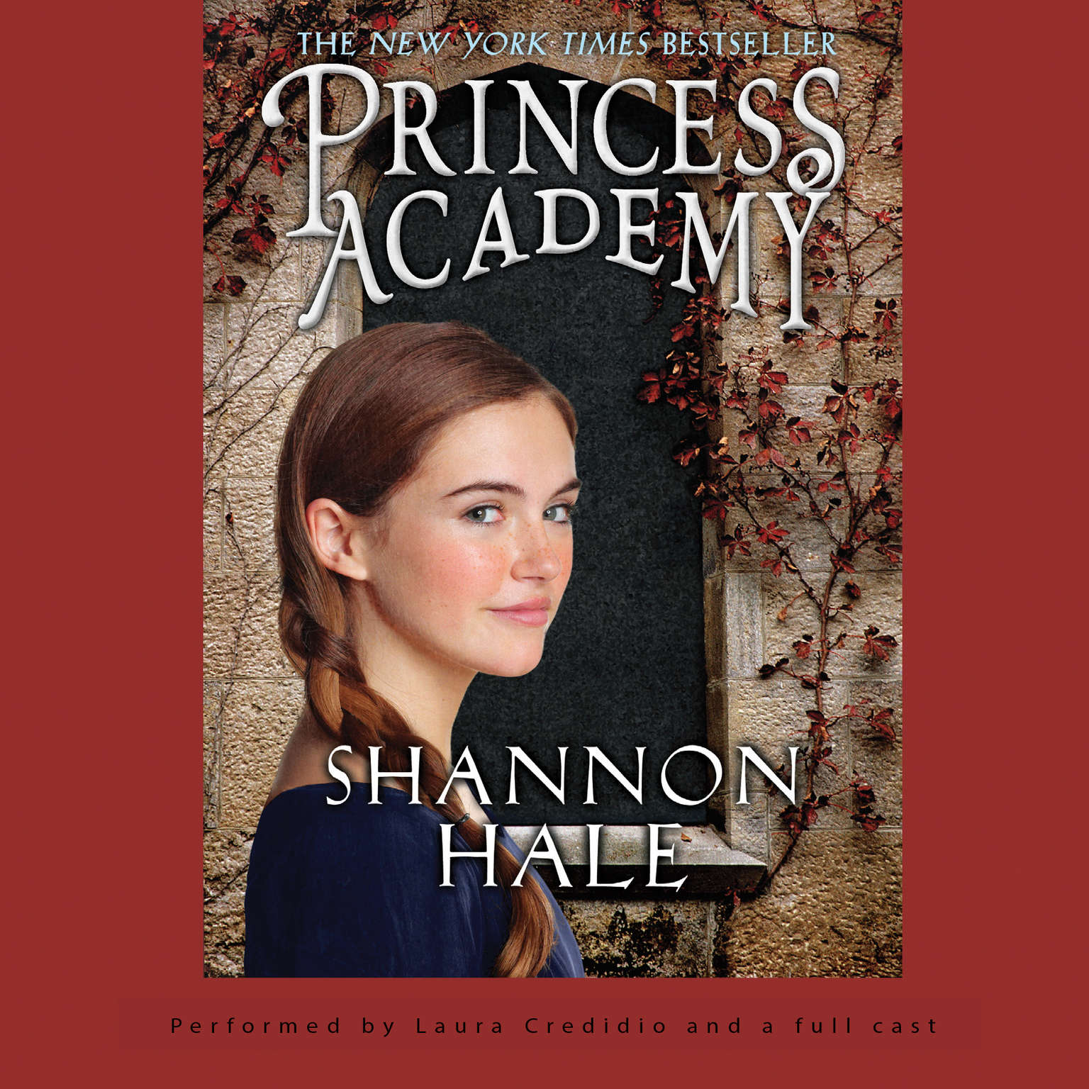 Printable Princess Academy Audiobook Cover Art