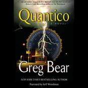 Quantico Audiobook, by Greg Bear