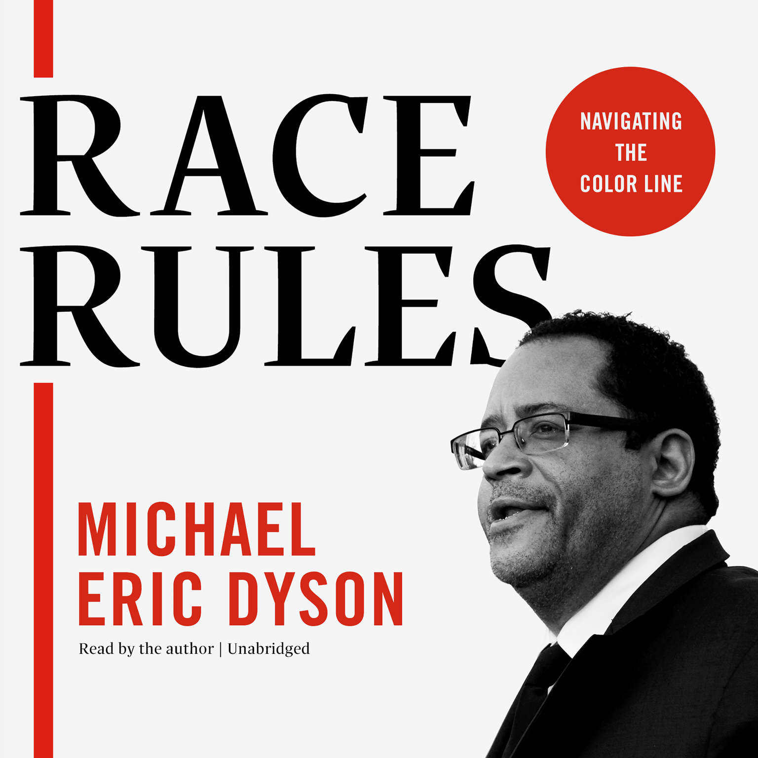 Printable Race Rules: Navigating the Color Line Audiobook Cover Art