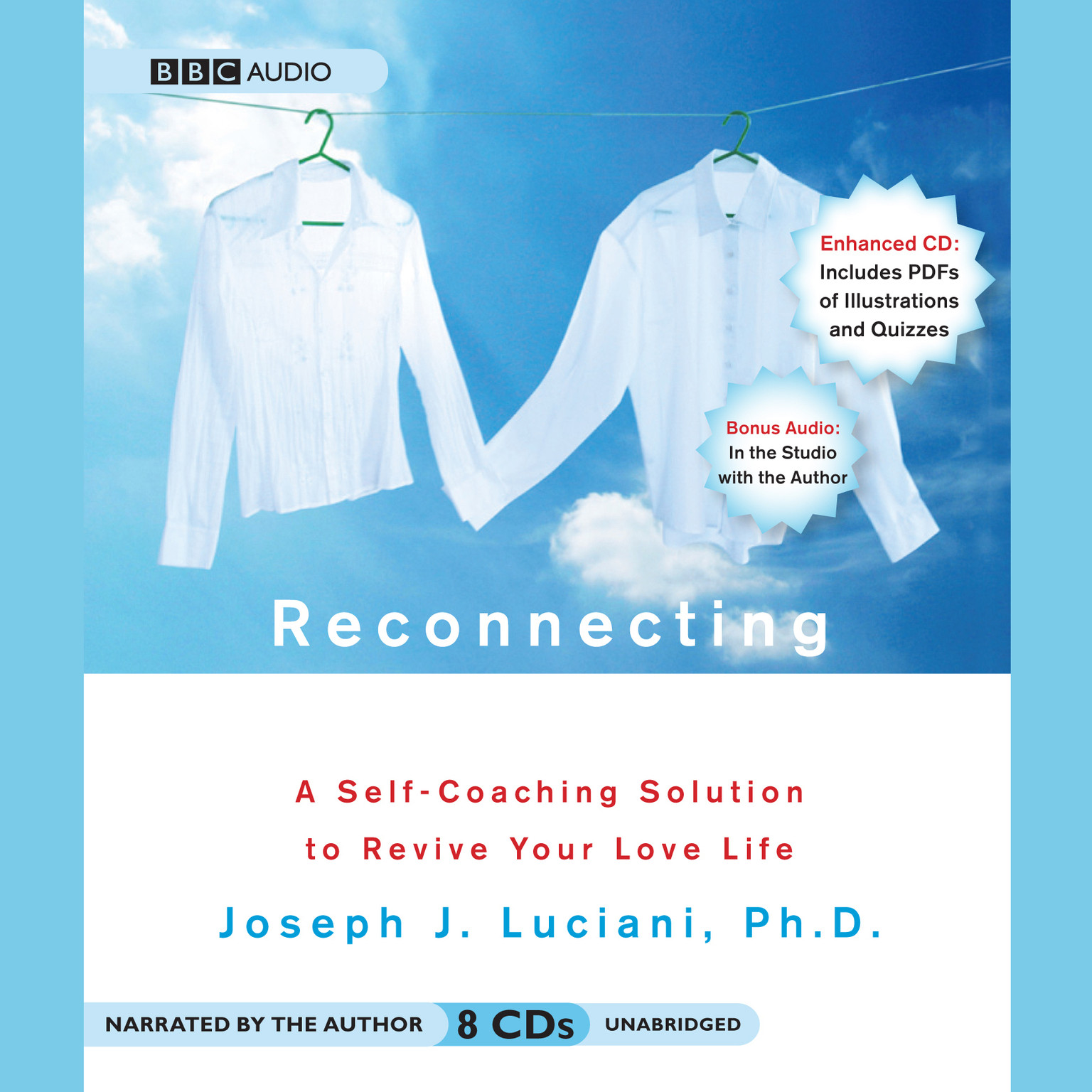 Printable Reconnecting: A Self-Coaching Solution to Revive Your Love Life Audiobook Cover Art