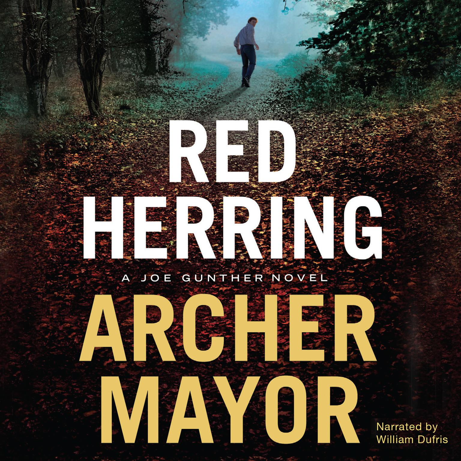 Printable Red Herring: A Joe Gunther Novel Audiobook Cover Art