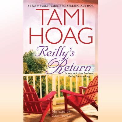 Reilly's Return Audiobook, by Tami Hoag