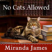 No Cats Allowed Audiobook, by Miranda James