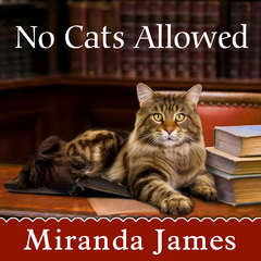No Cats Allowed Audiobook, by Miranda James