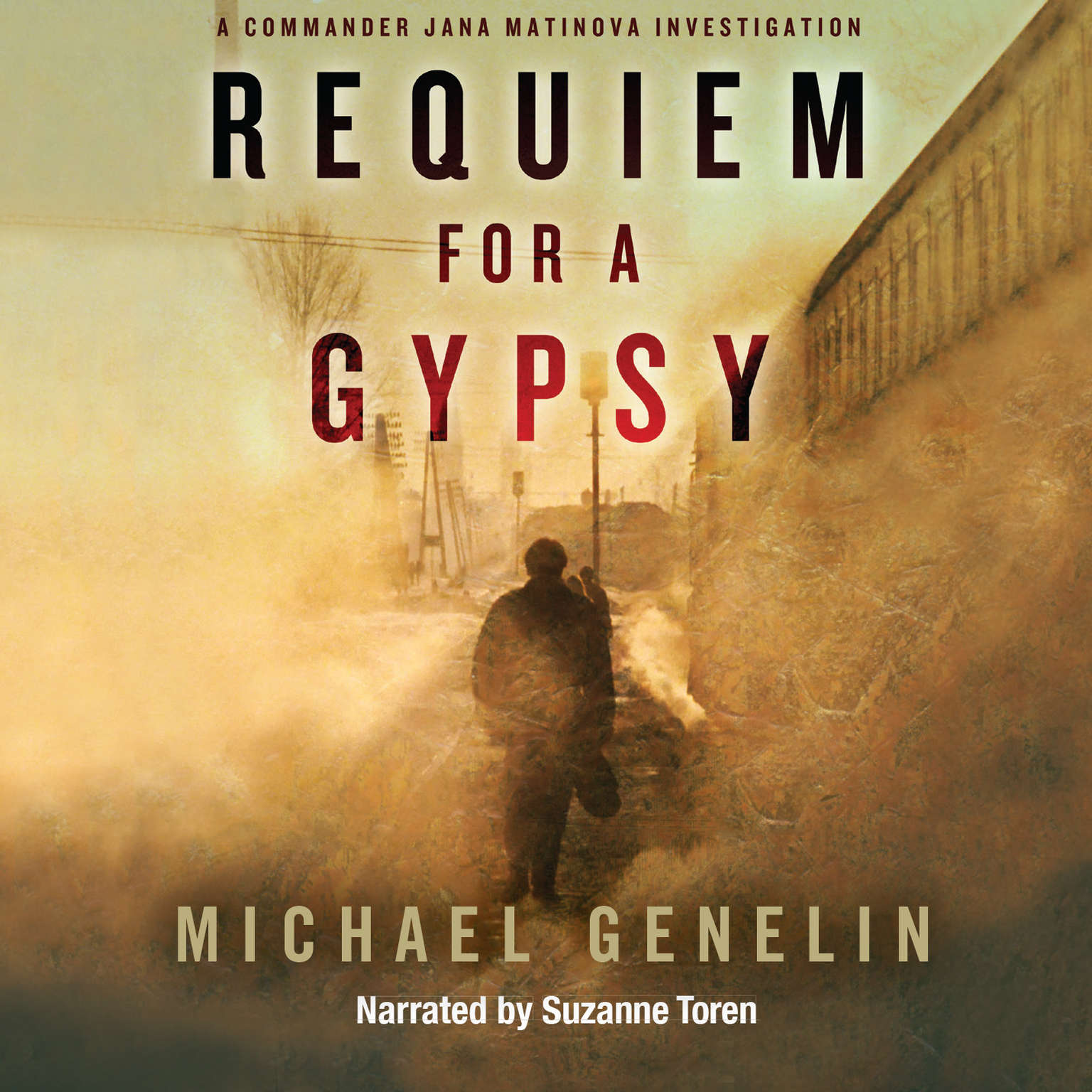 Printable Requiem for a Gypsy Audiobook Cover Art
