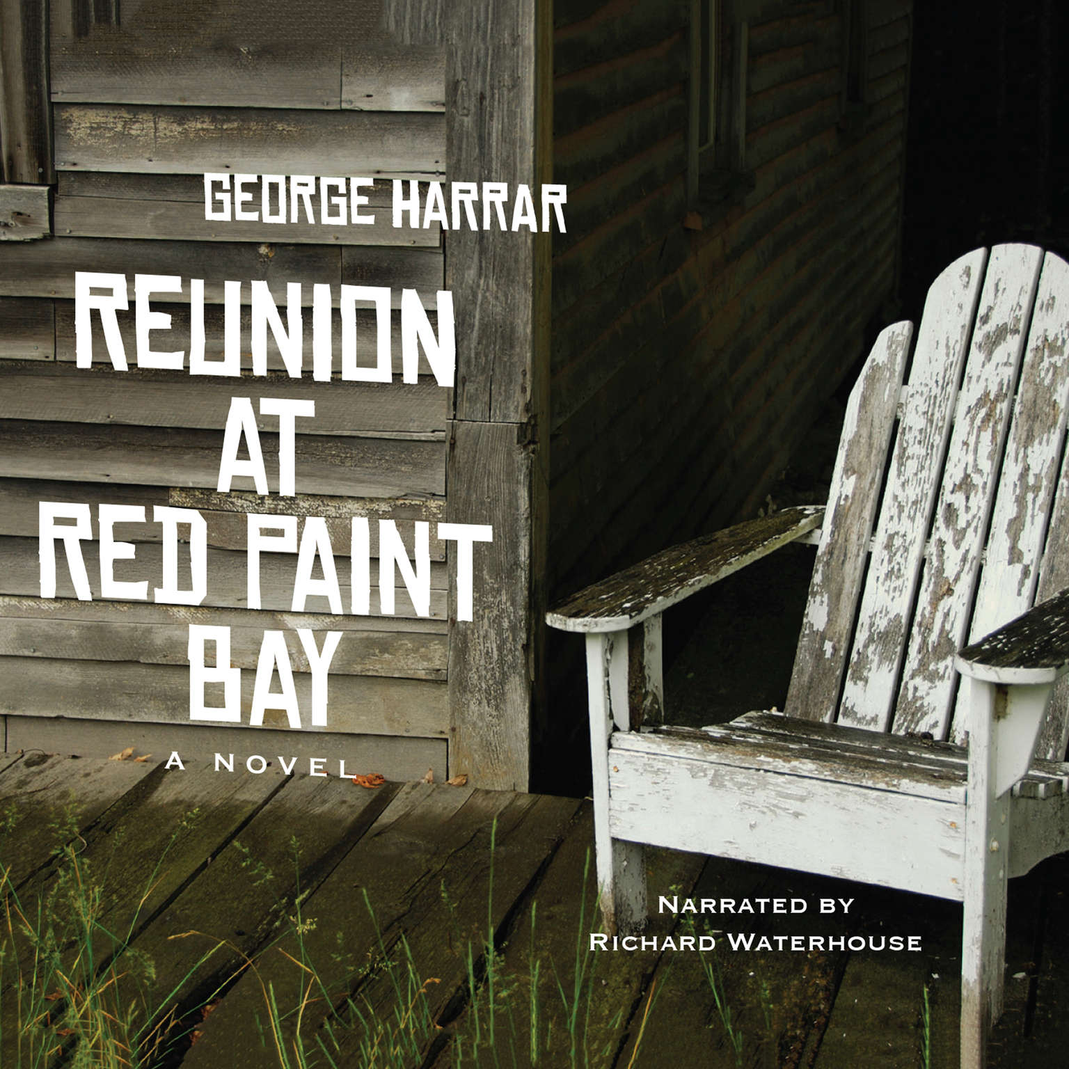Printable Reunion at Red Paint Bay Audiobook Cover Art