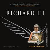 Richard III Audiobook, by William Shakespeare