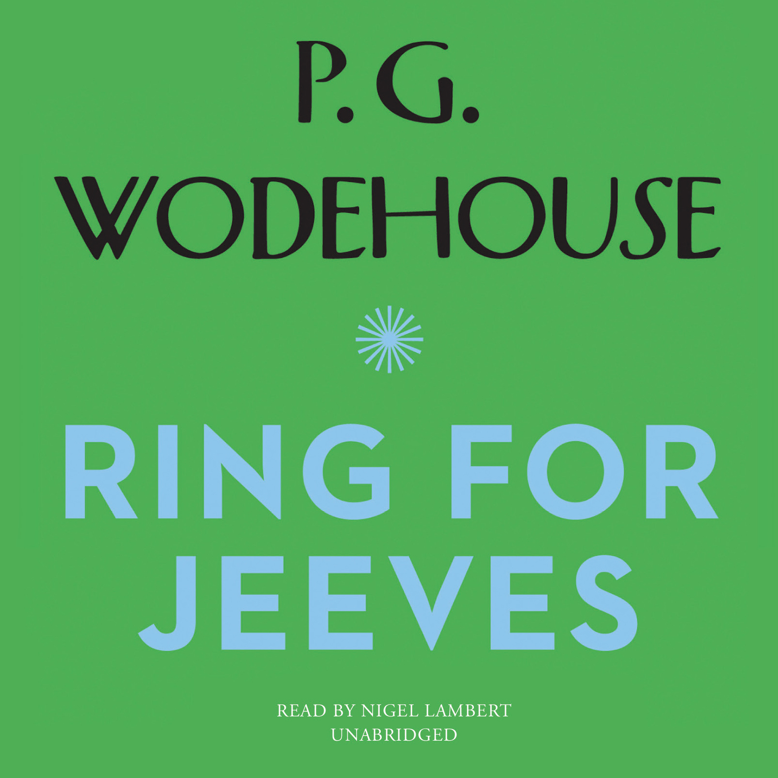 Printable Ring for Jeeves Audiobook Cover Art