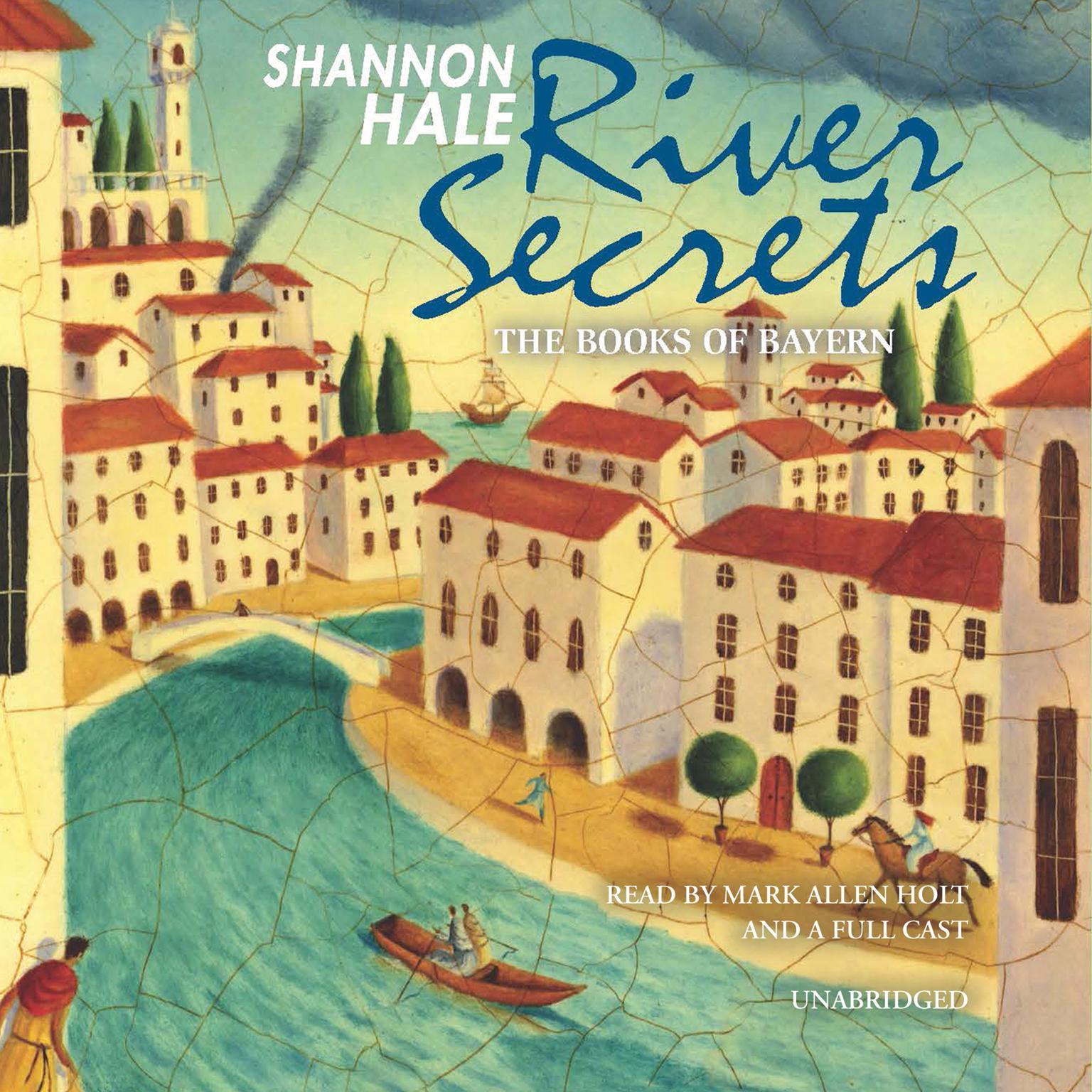 Printable River Secrets Audiobook Cover Art
