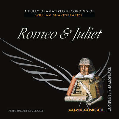 Romeo and Juliet Audiobook, by William Shakespeare