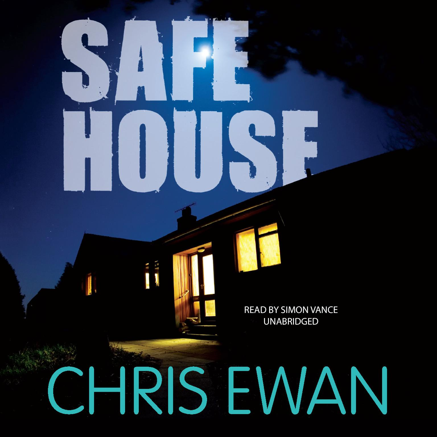 Printable Safe House Audiobook Cover Art