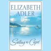 Sailing to Capri Audiobook, by Elizabeth Adler
