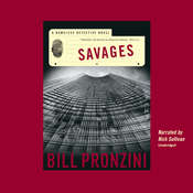 Savages, by Bill Pronzini