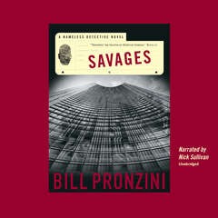 Savages Audiobook, by Bill Pronzini